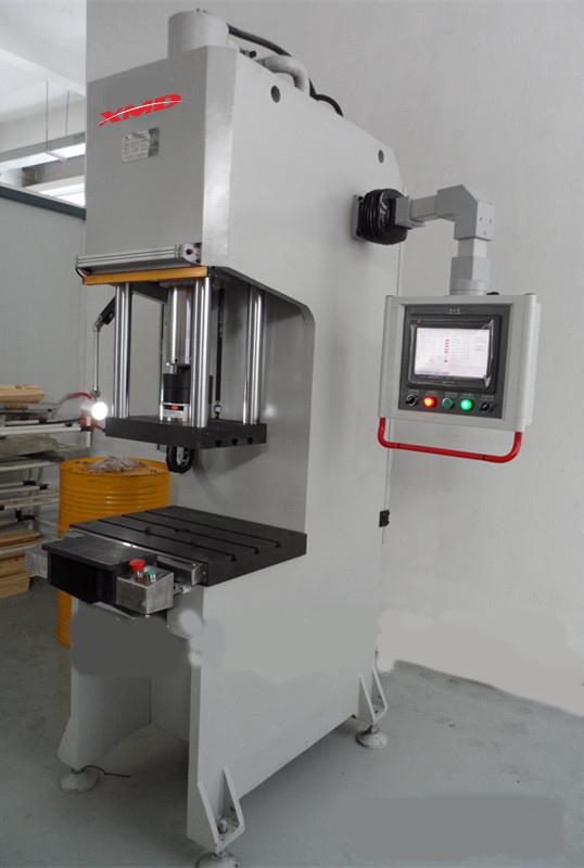 数控液压机生产